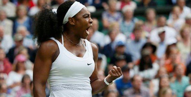 NYT: Serena 'anormal' fiziği yüzünden yıllardır bu sporu domine ediyor
