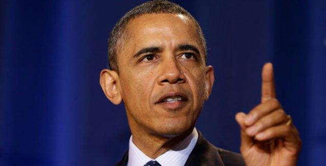 Obama'dan IŞİD açıklaması: Gaz ve petrol tesislerini vuracağız