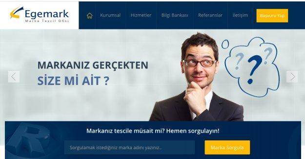 Online Marka Başvurusu Egemark
