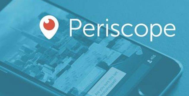 Periscope'a yayın yasağı gelebilir