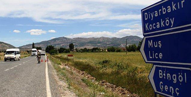 'PKK yol kesip, bir polisi kaçırdı' iddiası
