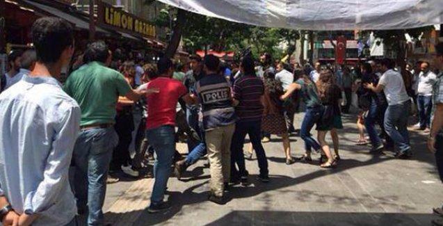 Polis, Ankara'da SGDF'li gençlerin taziye çadırına saldırdı: 8 gözaltı