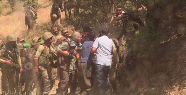 Roboski'de asker, HDP'li Ferhat Encü ve gazetecilere saldırdı