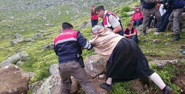 Samistal Yaylası'nda jandarma köylü kadınlara saldırdı!