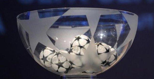 Şampiyonlar Ligi ve UEFA Avrupa Ligi'nde kuralar çekiliyor