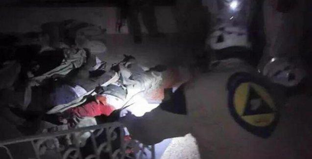 Suriye'de Nusra Cephesi'ne ağır darbe