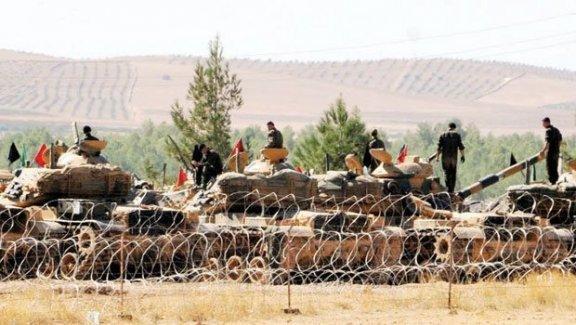 Suriye sınırındaki komutanlara 'Ankara'ya gelin' emri