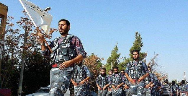 Suriyeli ilk eğit-donatçılar esir düştü
