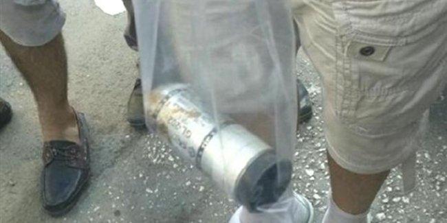 Suruç katliamı protestosunda 7 yaşındaki çocuğun başına gaz kapsülü isabet etti