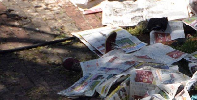 Suruç'daki patlama görüntülerine yayın yasağı