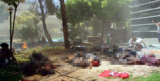 Protestan Kiliseler Derneği Suruç Katliamı'nı kınadı