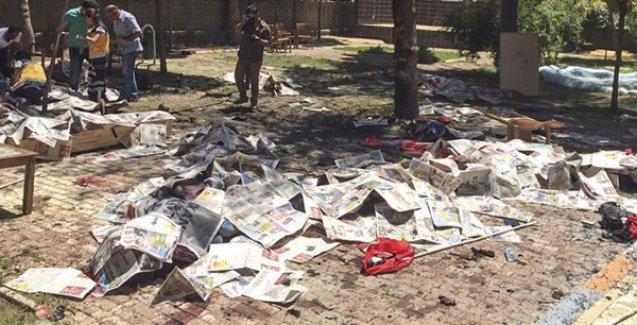 Suruç'taki patlama sonrası HDP'li Sırrı Süreyya'dan açıklama