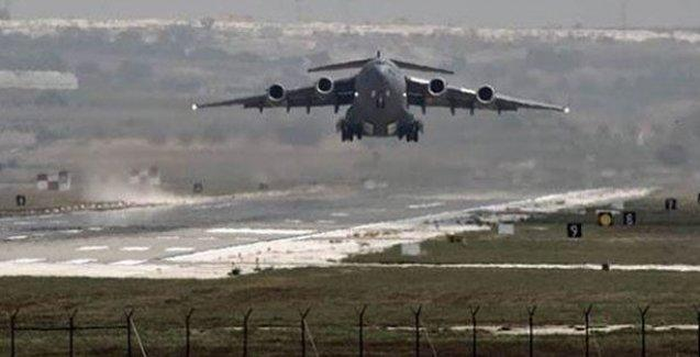 Times: ABD 480'inci Hava Filosu'nu İncirlik'e kaydıracak