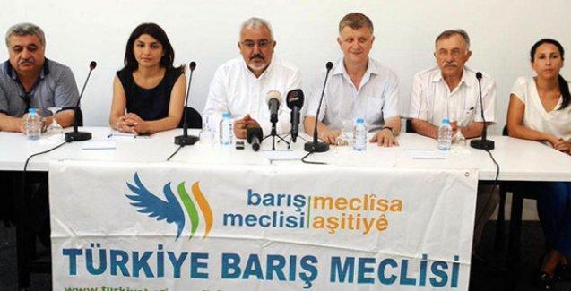 Türkiye Barış Meclisi'nden çağrı: Eller tetikten çekilsin