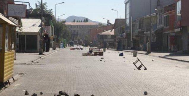 Varto'daki Suruç protestosuna polis saldırısı: 7 kişi gözaltına alındı