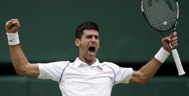 Wimbledon'ın şampiyonu yine Novak Djokovic