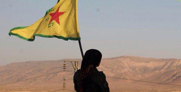 YPG: Türk ordusu IŞİD'i değil bizi vuruyor