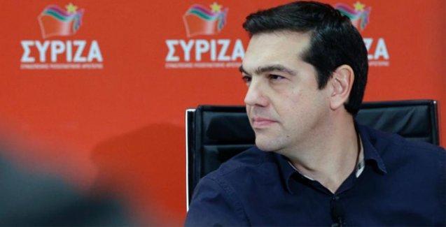 Yunanistan'da halkın Syriza'ya desteği artıyor