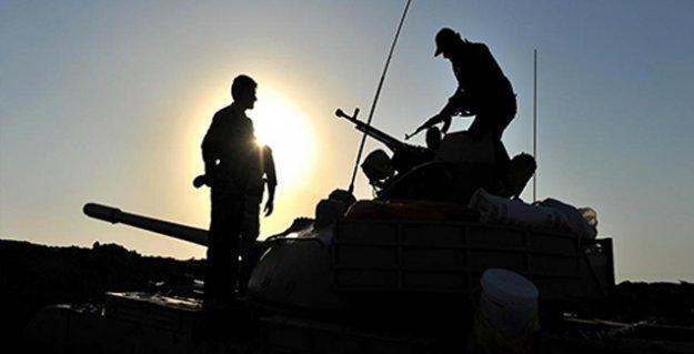 11 köy IŞİD'den temizlendi, Kerkük-Bağdat yolu kontrol altına alındı