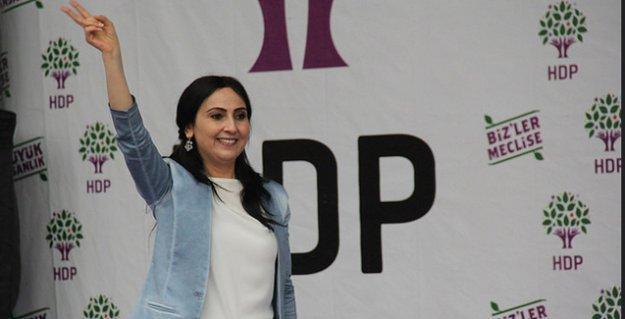 Figen Yüksekdağ: AKP kirli savaşın altında kalacak