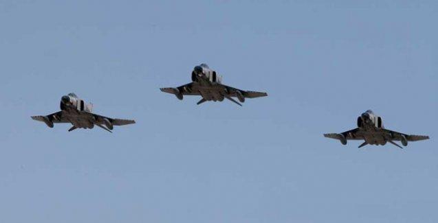 Diyarbakır havaalanında askeri hareketlilik