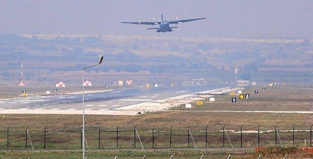 'ABD, Suriye'deki operasyonlarında ilk kez Türkiye'deki bir üssü kullandı'