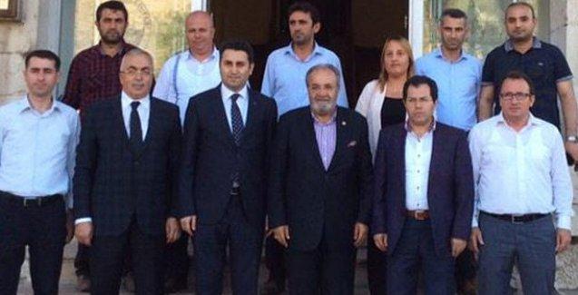 AK Parti Milletvekili Salim Uslu'dan tepki çeken mesaj: Şehit cenazesinde başarılı organize...