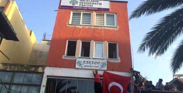 Alanya'da HDP ve Kürtlere dönük yeniden saldırı hazırlığı