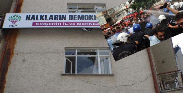 Asker cenazesinde HDP'ye saldırı!