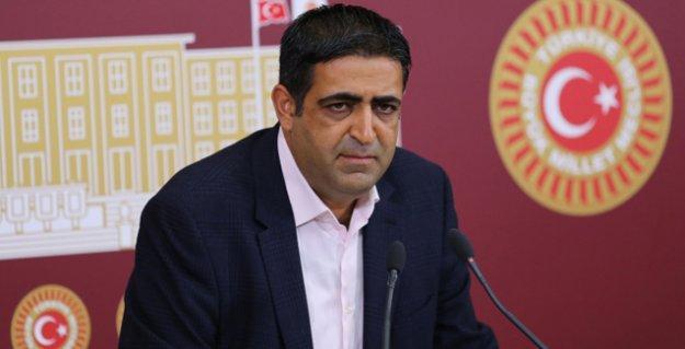 HDP'li Baluken de Erdoğan'a sordu: Kürt bir vekil olarak yerli sayılıyor muyuz?