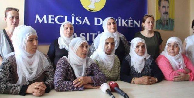 Barış Anneleri: Ne asker, ne gerilla annesi ağlasın; canlı kalkan olacağız