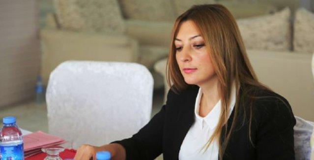 Cizre Belediyesi Eşbaşkanı Leyla İmret, Diyarbakır'da gözaltına alındı