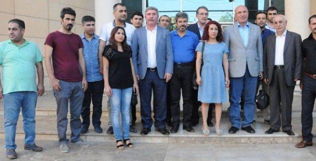 Cizre'ye giden CHP Heyeti: Burada hukuk güvenliği yok