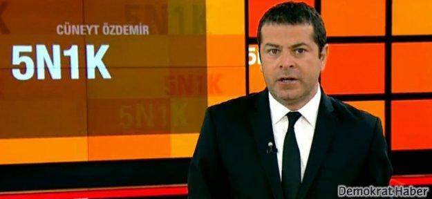 Cüneyt Özdemir İMC TV'ye geçtiği iddialarını yanıtladı