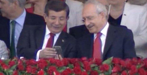 Davutoğlu, Kılıçdaroğlu'na telefonda ne gösterdiğini anlattı