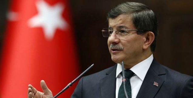 Davutoğlu'ndan Türkeş'e teşekkür