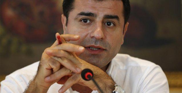 Demirtaş: AKP'nin kazanması demek iç savaş tehlikesi demek