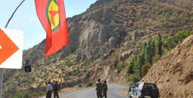 DİHA: 'Varto PKK'nin kontrolünde'