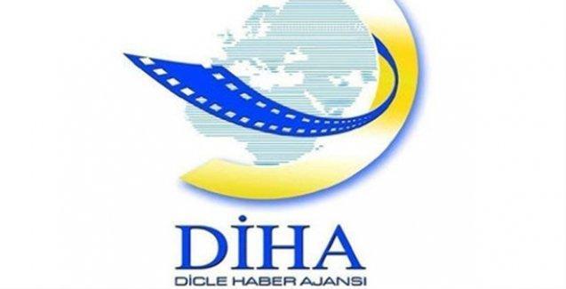 DİHA'ya polis baskını