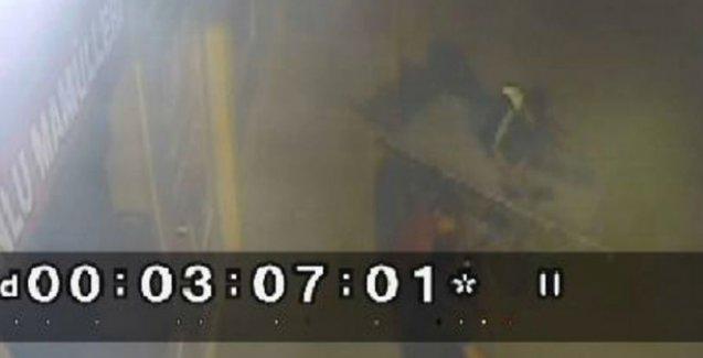 Diyadin'de infaz öncesi görüntüler ortaya çıktı