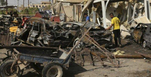 Diyala'da 58 kişiyi öldüren saldırıları IŞİD üstlendi