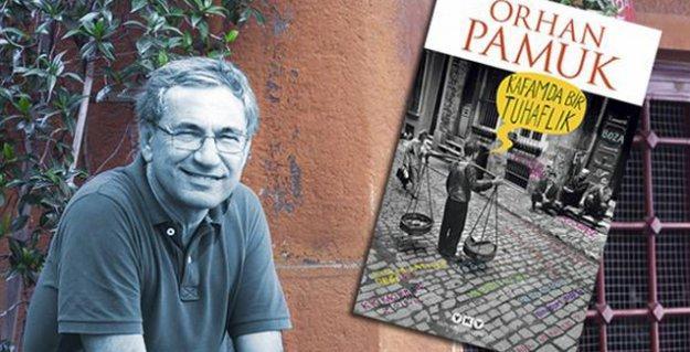 'Erdal Öz Edebiyat Ödülü' Orhan Pamuk'un