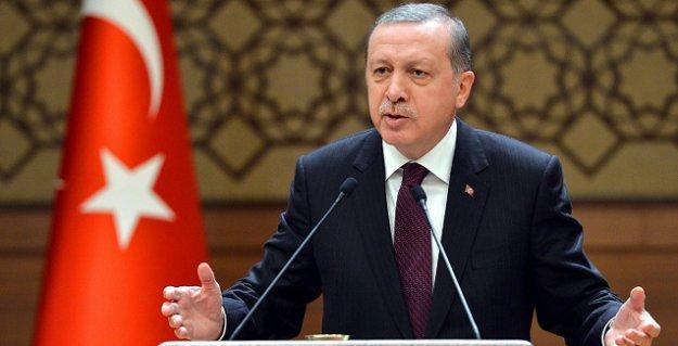 Erdoğan 'fiili' durumuna dikkat çekti, 'Türkiye'nin yönetim sistemi fiilen değişti' dedi