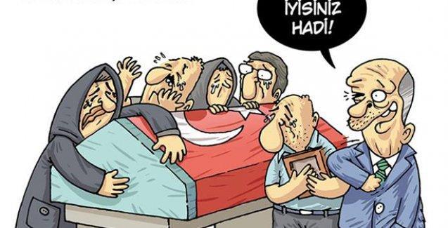 Erdoğan'ın tepki çeken sözleri Penguen'de