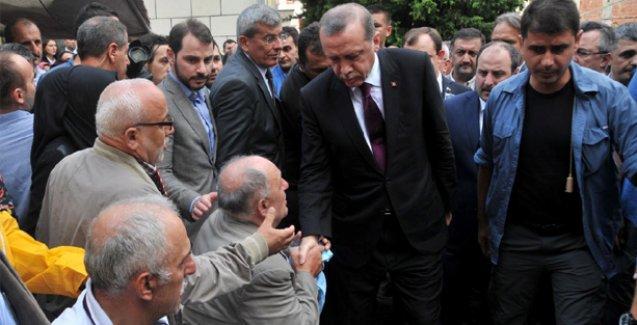 Erdoğan: Polisimizin de, askerimizin de vurma hakkı vardır