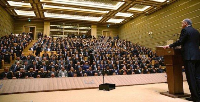 Erdoğan'dan muhtarlara fişleme çağrısı: Hangi evde kim var, nedir ne değildir bildirin