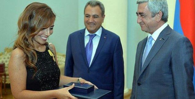 Ermeni şarkıcının hayali gerçek oldu
