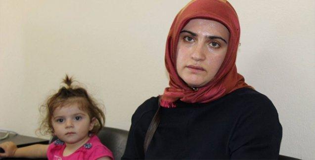'Eşimi Türk bayrağına sarılı bir tabutta görmek istemiyorum'