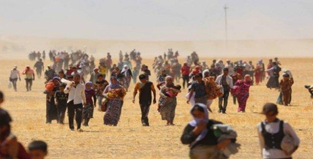 Ezidilerden Türkiye'ye 'Soykırımı tanıyın' çağrısı