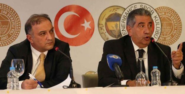 Fenerbahçe'den AKP'li Şahin'e: Bizi siyasete sokmayın, siz önce hergün kalkan cenazelere çözüm bulun